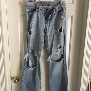 Abercrombie and Fitch Jeans size 6